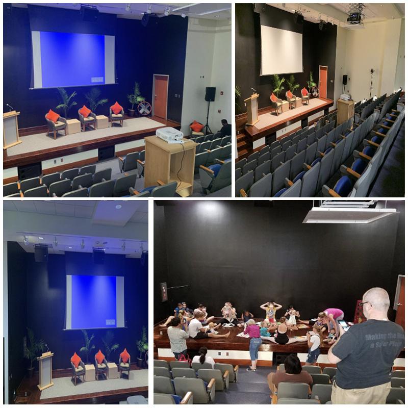 Auditorium photos