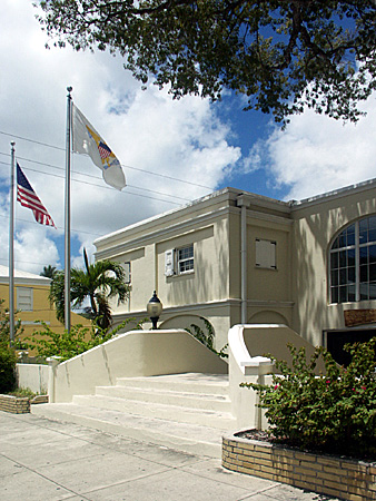 florence augusta library